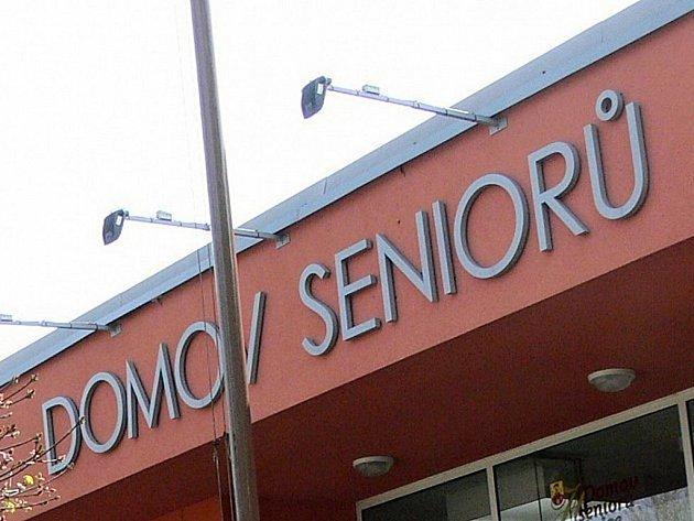 Domov pro seniory - ilustrační foto