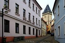 Základní umělecká škola Oskara Nedbala v Táboře.