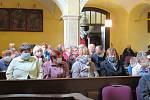 Planá nad Lužnicí se dočkala po letech satisfakce, kostel zasvěcený svatému Václavovi bude mít stejnojmenný zvon. V neděli 27. září ho posvětil pomocný biskup českobudějovický Pavel Posád.