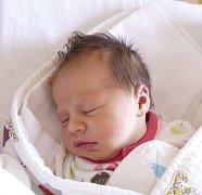 Natálie Vondráková z Tábora. Prvorozená dcera rodičů Kristýny a Csongora přišla na svět 31. července v 0.32 hodin. Po narození vážila 3400 gramů a měřila 49 cm.
