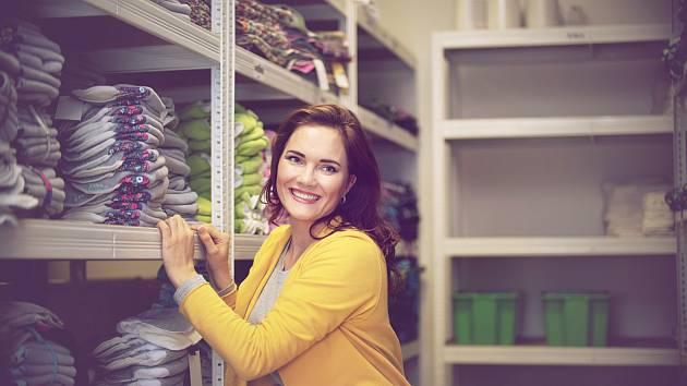 Petra Plemlová za pět let vybudovala úspěšnou firmu a nyní zaměstnává desítky žen.