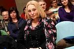 Olga Sommerová v Táboře.