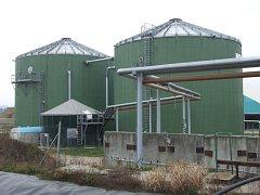 Bechyňsá bioplynka.
