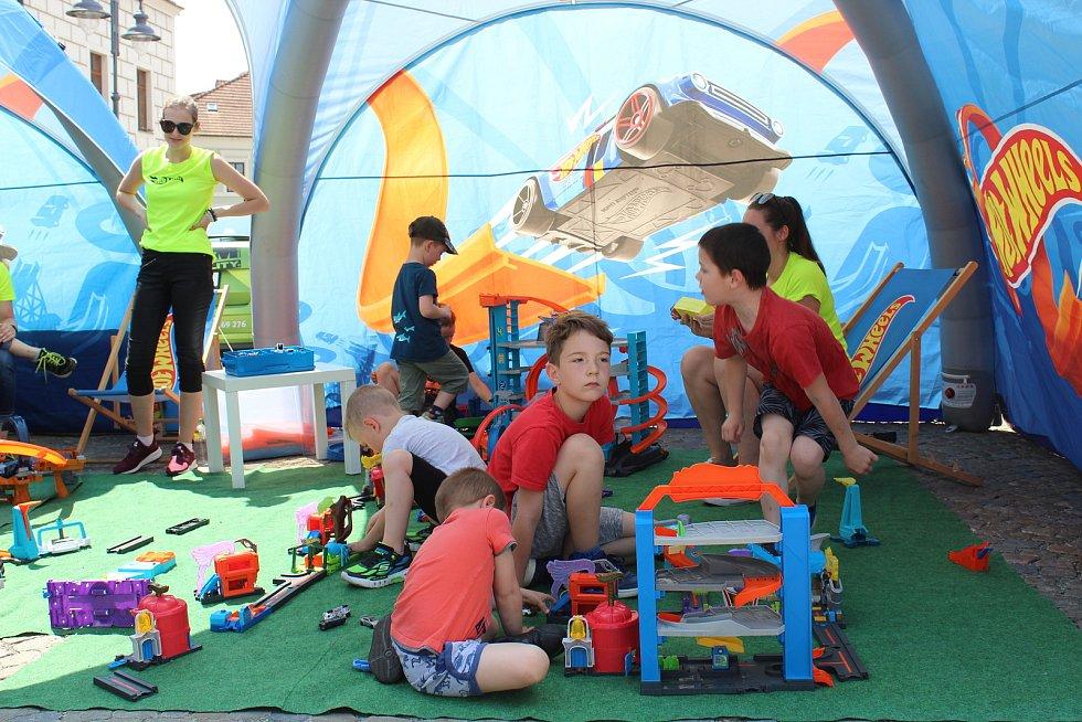 Tábor zahájil turistickou sezonu.