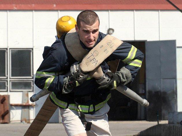 Do Tábora se chystá atraktivní hasičská soutěž TFA.