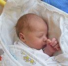 Štěpán Krátoška z Veselí nad Lužnicí. Narodil se 2. dubna ve 3.46 hodin.Vážil 3100 gramů, měřil 49 cm a už má tříletého brášku Jáchyma.