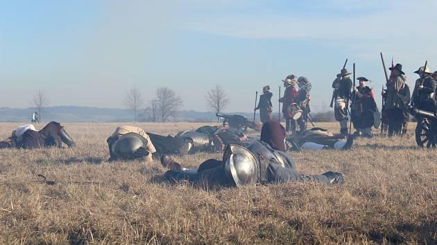 Bitva u Jankova v roce 1645 byla jednou z nejkrvavějších bitev třicetileté války. Připomenout si ji můžete tento víkend.