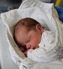 Martin Fereš z Tábora – Větrov. Rodičům Haně a Michalovi se narodil 5. dubna ve 2.16 hodin a je jejich prvním dítětem. Po porodu vážil 3580 gramů a měřil 52 cm.