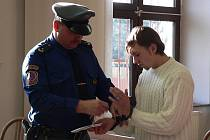 Jedenadvacetiletý Václav je obžalován z pohlavního zneužití svého syna.
