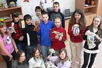 S dětmi z chotovinské školy jsme si tentokrát povídali o důchodu.