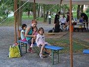 Festival Transforma nabídl o víkendu návštěvníkům různorodý program.