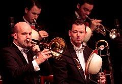 Glenn Miller Orchestra se představí v pátek od 19 hodin v táborském hotelu Palcát.