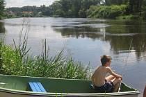 Rybaření Táborsko - Lužnice.