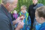 Vyrazit na exkurzi s Pavlem Špinarem do první mykologické rezervace u nás je zážitek. Ten si odnesli i žáci 6. ročníku Církevní základní školy Orbis Pictus pod pedagogickým vedením Jany Kupsové.