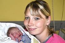 Rostislav Kukač z Nadějkova. Narodil se 12. října v 5.45 hodin  s váhou 3290 gramů a mírou 49 cm rodičům Kateřině a Davidovi. Doma už má brášku Vašíka (2,5).