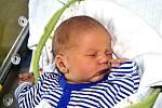 Václav Mertl z Dírné. Narodil se 31. října ve 3.24 hodin rodičům Marii a Milanovi. Po porodu vážil  3880 gramů a měřil  49 cm.