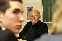Profesor Milan Nakonečný.
