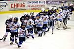 Hokejový Turnaj mladých nadějí v Táboře.
