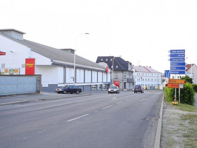Řidiči se musí připravit na částečnou uzavírku ulice Purkyňova