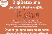 Digidetox plakát.