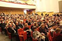 Divadlo Oskara Nedbala slavnostně zahájilo sezónu. Vyrazte tam na koncert.