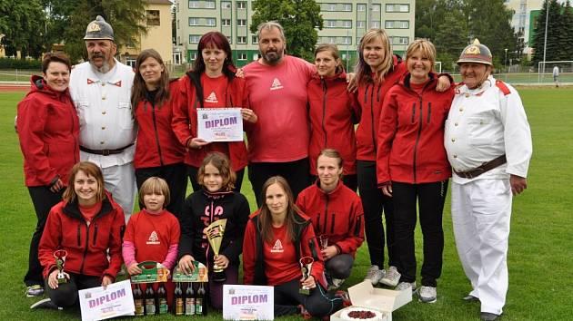 Dlouhé desítky let čekalo ženské družstvo SDH Smrkov na postup do republikového kola. Po vítězství ve Strakonících se dočkaly.
