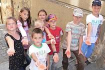 Příměstský tábor, který pořádá Ochrana fauny Votice, funguje po celé prázdniny.