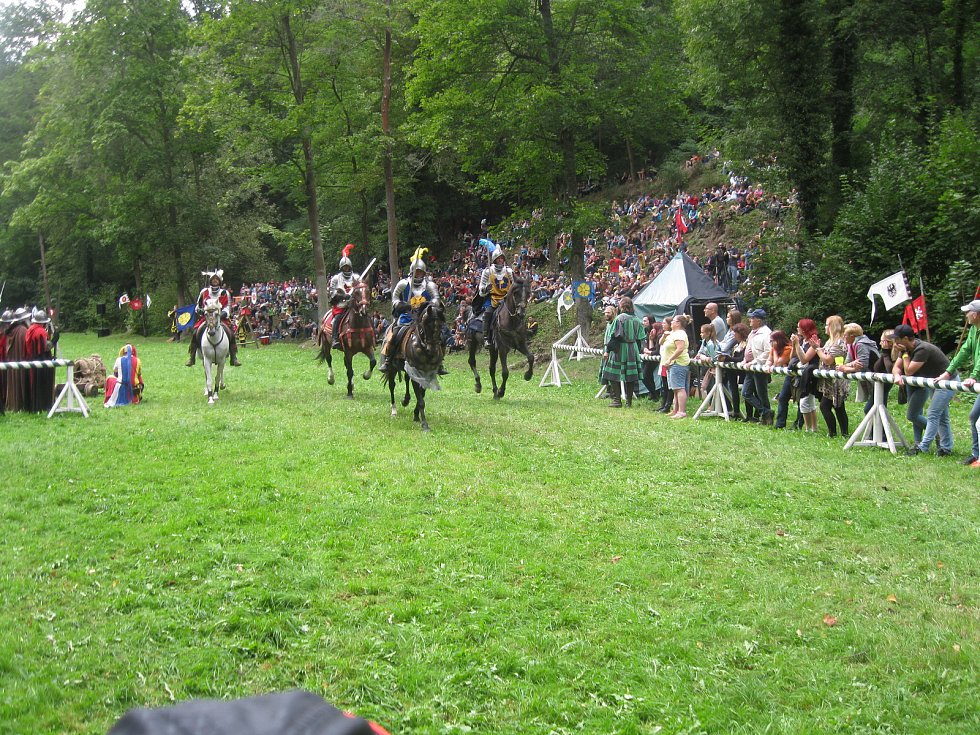 Sobota 14. září v Táboře patřila tradičním slavnostem.
