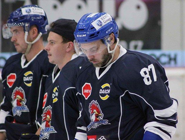 Hokejisté Tábora prožívají ve druhé lize těžké chvíle. V sobotu je čeká favorizovaný Žďár.