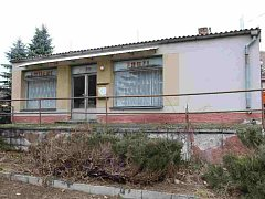 Prodejna v obci nefunguje devět let.