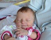 Nikola Kloudová se Sedlce – Prčic. Na svět přišla 14. října v 18.39 hodin s váhou 2930 gramů a mírou 48 cm. Je druhou dcerou v rodině, už má čtyřletou sestřičku Julii.
