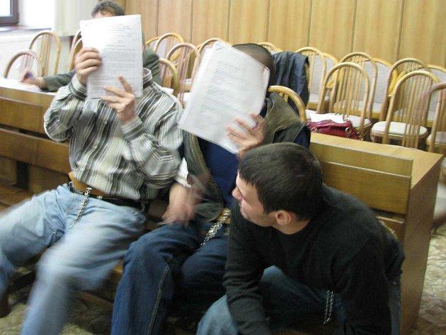 Ukrajinci u soudu