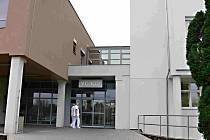Táborská nemocnice.