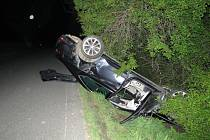 Dva případy opilých řidičů, kteří havarovali na Táborsku, objasnili dopravní policisté.
