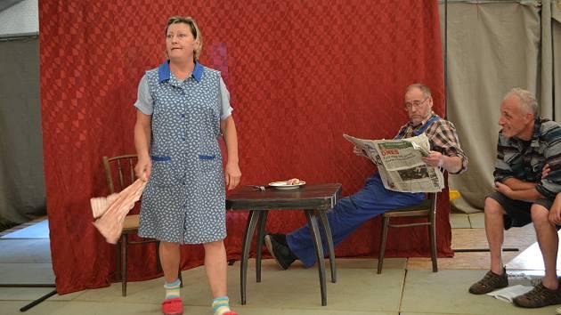Voživot se pravidelně účastní také divadelního festivalu Vokule v domácí Mladé Vožici.