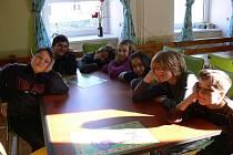 S dětmi ze Základní školy v Chotovinách jsme si tentokrát povídali o sčítání lidu