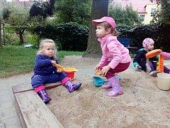Školka v Kollárově ulici se o jeslové děti stará přes deset let.