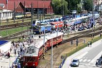 110 let oslav trati z Tábora do Bechyně
