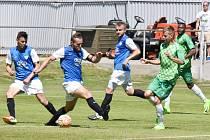 FC MAS Táborsko B - Loko Vltavín 2:4.