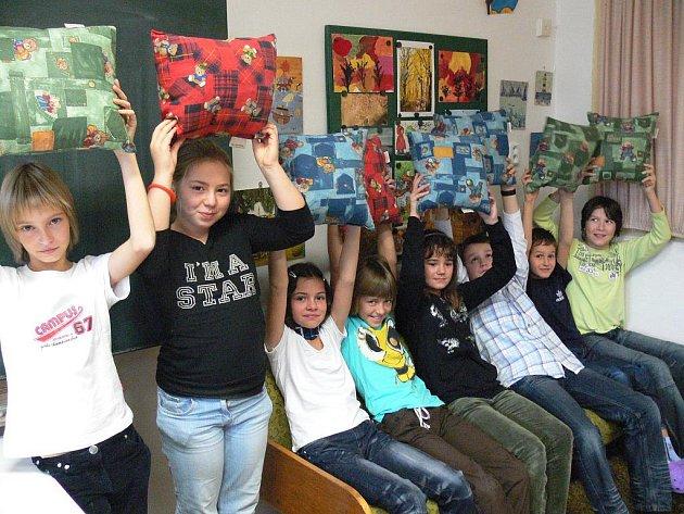 S dětmi ze Základní školy Švehlova v Sezimově Ústí jsme si tentokrát povídali o zdravém životním stylu.