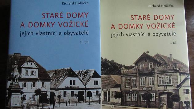Staré domy a domky Vožické jejich vlastníci a obyvatele I. a II.