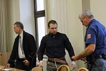 Martin Van Fabián si u táborského soudu vyslechl rozsudek. Ten následně potvrdil i Vrchní soud.
