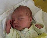 Mikuláš Brožovský z Jistebnice. Narodil se 10. května v 7.40 hodin. Vážil 3220 gramů, měřil 49 cm a je prvorozeným synem rodičů Pavly a Davida.
