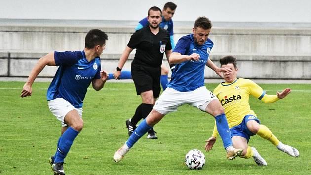 FC Písek - Sokol Lom 4:0.