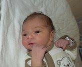 Rozárie Loudínová z Chýnova. Narodila se jako první dítě v rodině 30. října dvanáct minut po sedmnácté hodině. Po porodu vážila 2860 gramů a měřila 48 cm.