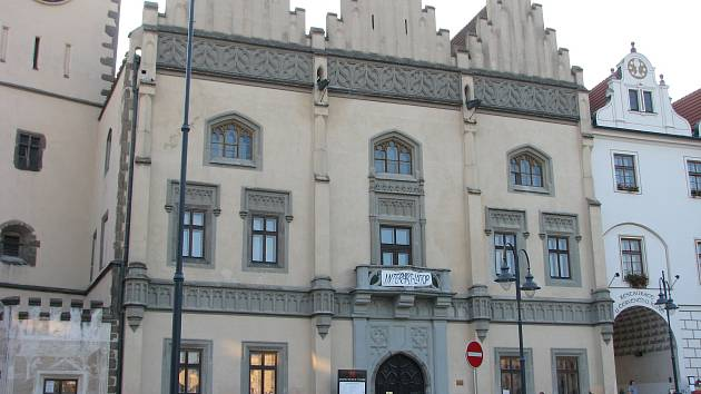 Stará radnice v Táboře - Husitské muzeum.