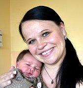 Barbora Dobrová z Čelkovic.  Na svět přišla 18. května ve 12.07 hodin a je třetí dcerou v rodině. Vážila 3690 gramů, měřila rovných 50 cm a má sestřičky Terezku (8) a Adélku (3).