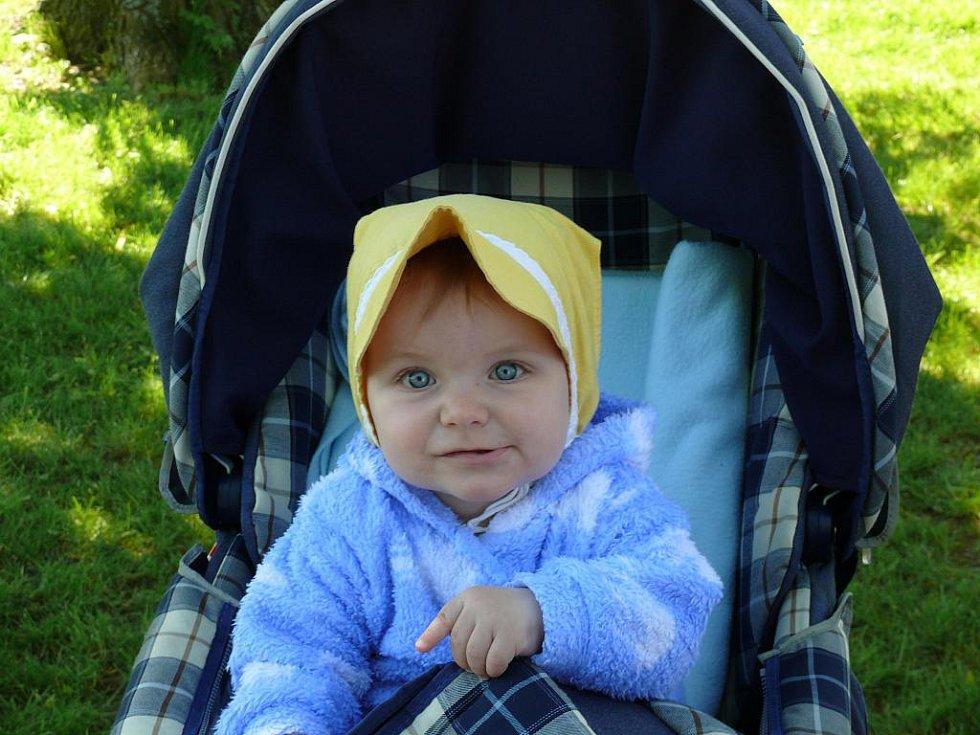 Dětský šmoulí den v Libějicích.