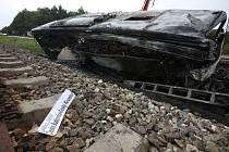 Tragická nehoda autobusu v Planá n/Lužnicí si vyžádala dva mrtvé.