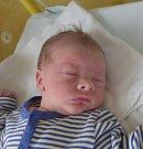 Patrik Průša z Čekanic.  Narodil se 5. června ve 12.21 hodin jako druhé dítě v rodině. Vážil 3870 gramů, měřil 52 cm a doma už má sestřičku Amálku, které je dva a tři čtvrtě roku.